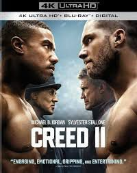 Steven Caple Jr. - Creed II. (4K UHD Blu-ray + Blu-ray)