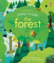 Usborne: Peep Inside The Forest