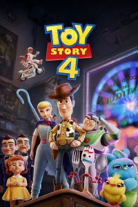 Josh Cooley - Toy Story 4. (DVD)