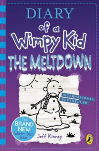 Jeff Kinney - Diary of a Wimpy Kid 13. - The Meltdown