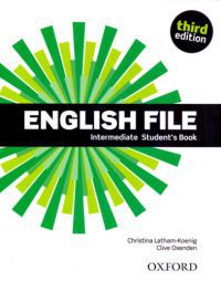 - English file 3E Inter student's book 19