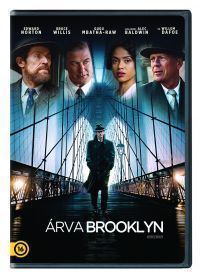 Edward Norton - Árva Brooklyn (DVD)