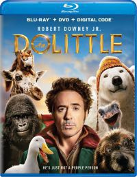 Stephen Gaghan - Dolittle (Blu-ray)