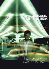 - Noel Gallagher's High Flying Birds - International Magic Live At The O2 (Blu-ray)