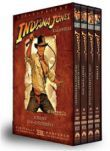 Indiana Jones kalandjai *Tetralógia 1-4.*  (4 DVD)