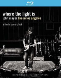 - Where The Light Is: John Mayer Live In Los Angeles (Blu-ray)
