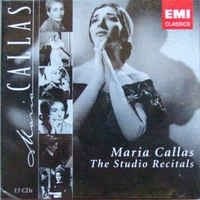- Maria Callas - The Studio Recitals (13 CD Box)