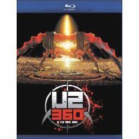 Tom Krueger  - U2 360° At The Rose Bowl (Blu-ray)