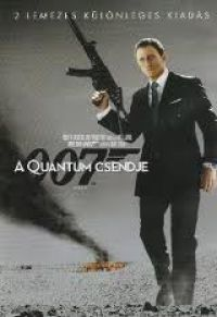 Marc Forster - James Bond - A Quantum csendje (DVD)