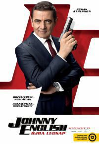 David Kerr - Johnny English újra lecsap (DVD)