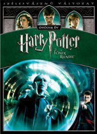 David Yates - Harry Potter - 5. Főnix Rendje (DVD)