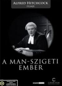 Alfred Hitchcock - A Man-szigeti ember - Hitchcock (DVD)