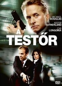 Clark Johnson - A testőr (DVD)  *Michael Douglas*