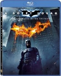 Christopher Nolan - Batman - Sötét lovag (Blu-ray)
