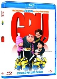 Chris Renaud, Pierre Coffin - Gru (Blu-ray)
