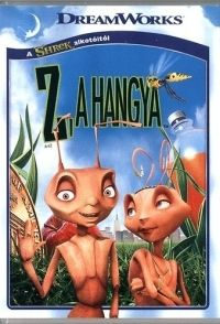 Eric Darnell, Tim Johnson - Z, a hangya (DVD)