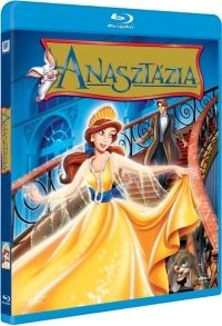 Don Bluth, Gary Goldman - Anasztázia (Blu-ray)