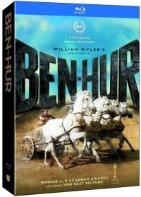 William Wyler - Ben Hur - Extra változat (3 Blu-ray)