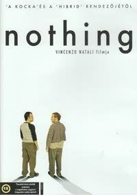 Vincenzo Natali - Nothing (DVD)