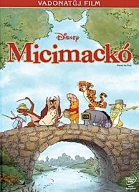 Don Hall, Stephen J. Anderson - Micimackó (2011) (DVD)