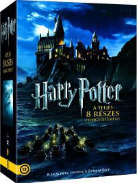 Chris Columbus, Mike Newell, David Yates - Harry Potter - A teljes sorozat (16 DVD)