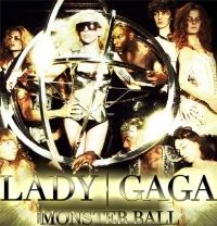 - Lady Gaga - The Monster Ball tour (Remix) (CD)