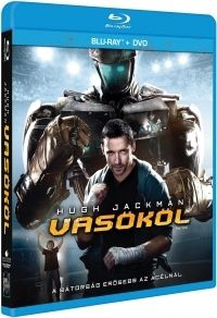 Shawn Levy - Vasököl (Blu-ray)