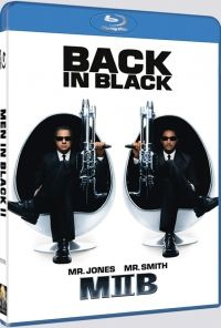 Barry Sonnenfeld - Men in Black - Sötét zsaruk 2. (Blu-ray)
