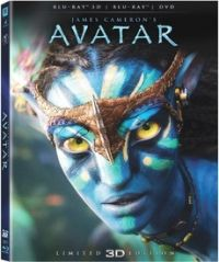 James Cameron - Avatar (3D Blu-ray + DVD)