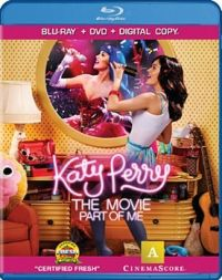 Dan Cutforth, Jane Lipsitz  - Katy Perry - A film: Part Of Me (Blu-ray)