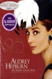 Stanley Donen, Billy Wilder, William Wyler, John Huston - Audrey Hepburn gyűjtemény (4 DVD)