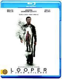 Rian Johnson - Looper - A jövő gyilkosa (Blu-ray)
