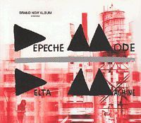 - Depeche Mode - Delta Machine (CD)