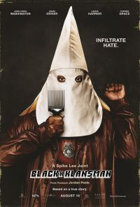Spike Lee - Csuklyások - BlacKkKlansman (DVD)