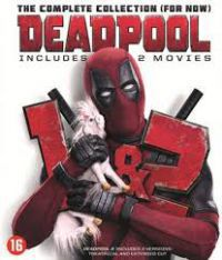 David Leitch, Tim Miller - Deadpool 1-2. (2 DVD)