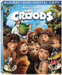 Kirk De Micco, Chris Sanders - Croodék (Blu-ray+DVD)