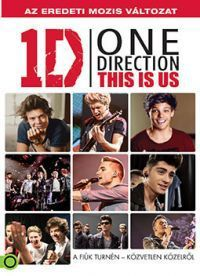 Morgan Spurlock - One Direction: This Is US (DVD)