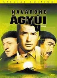 J.Lee Thompson - Navarone ágyúi (DVD)