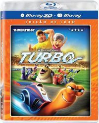 David Soren - Turbó (3D Blu-ray)