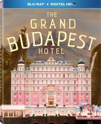 Wes Anderson - A Grand Budapest Hotel (Blu-ray)