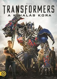 Michael Bay - Transformers: A kihalás kora (DVD)