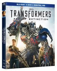 Michael Bay - Transformers: A kihalás kora (Blu-ray)