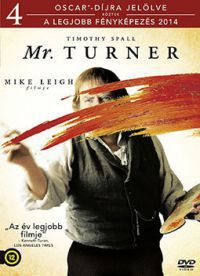 Mike Leigh - Mr. Turner (DVD)