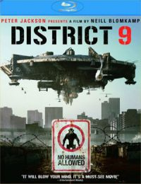 Neill Blomkamp - District 9 (Blu-ray)