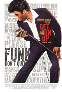 Tate Taylor - Get on Up (DVD)