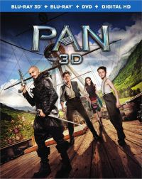 Joe Wright - Pán (3D Blu-Ray)