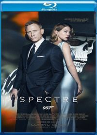 Sam Mendes - James Bond - Spectre - A Fantom visszatér (Blu-ray)