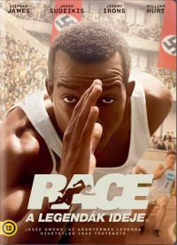 Stephen Hopkins - Race - A legendák ideje (DVD)
