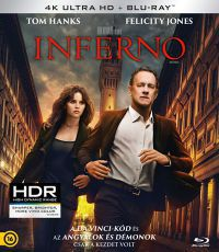 Ron Howard - Inferno (UHD + Blu-ray)