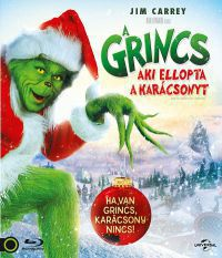 Ron Howard - A Grincs (Blu-Ray)